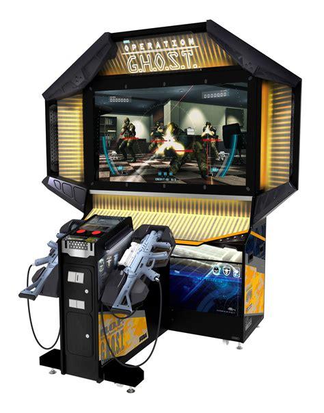 Operation Ghost Sega Arcade