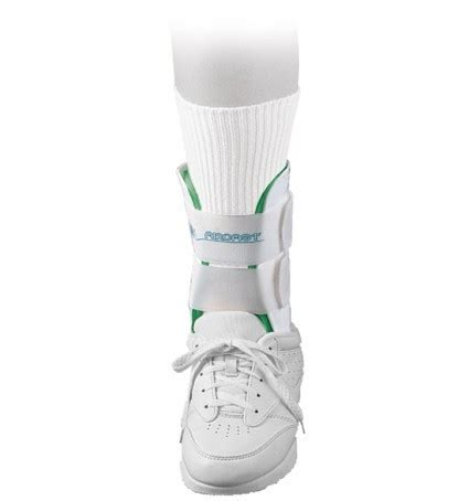 aircast air stirrup ankle brace donjoyperformancecom