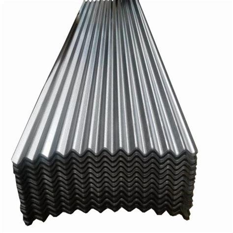 china sgcc long span roof steel galvanized corrugated