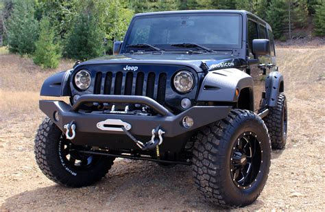 jeep wrangler custom jeep black mamba edition dave smith custom