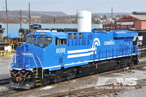 Norfolk Southern rolls out first heritage locomotive; Penn ...