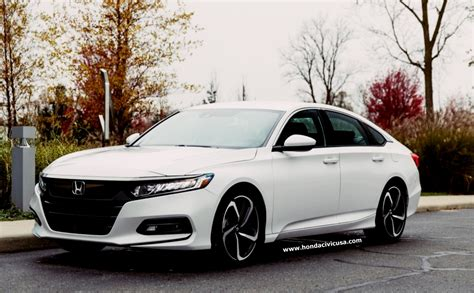 2019 Honda Accord Sport Upgrade  Honda Civic Updates