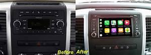 Dodge Ram 1500  2500  3500  4500 Aftermarket Gps Navigation Car Stereo  2007