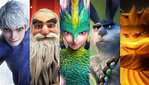 Denim and Dorky Hats: Rise of the Guardians
