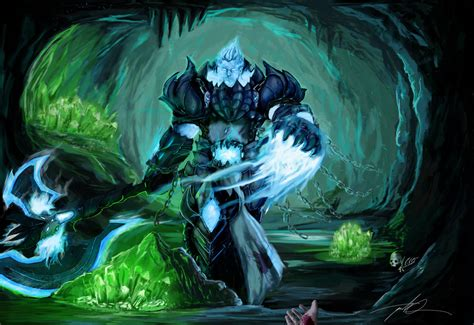 Soul Reaver Darius League Of Legends Skin By Jadysseus On