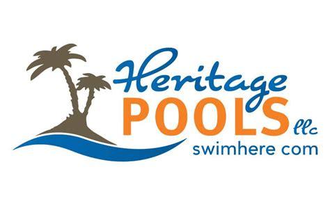 heritage pools llc swimming pool hot tub service