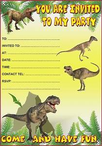 Free 1st Birthday Invitation 19 Roaring Dinosaur Birthday Invitations Kittybabylove Com
