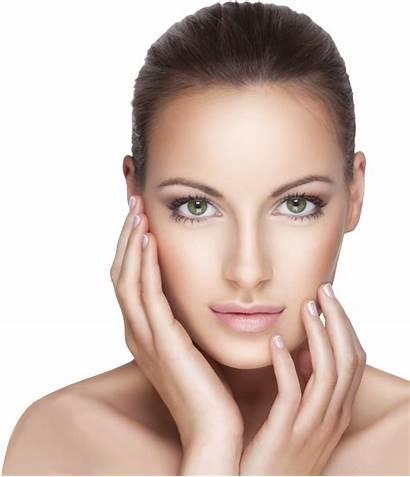 Face Woman Skin Transparent Facial Cosmetics Rhytidectomy