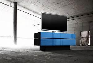 Hochwertige Tv Möbel : tv m bel mit integriertem soundsystem brick von spectral bild 28 sch ner wohnen ~ Whattoseeinmadrid.com Haus und Dekorationen