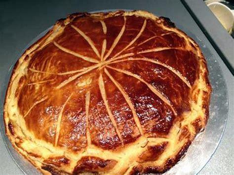 recette de galette frangipane poire chocolat facile rapide et bonne