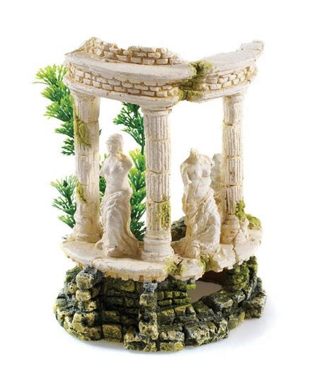 ancient ruins fish tank decorations 1000 images about aquariums decor grecian etc on