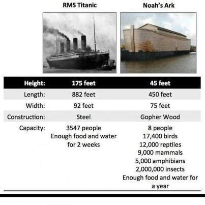 Qi Boat Vs Ship by Nthndmng Bible 942 Noah S Ark Or You Re