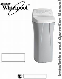 Whirlpool Water System Whes30 User Guide