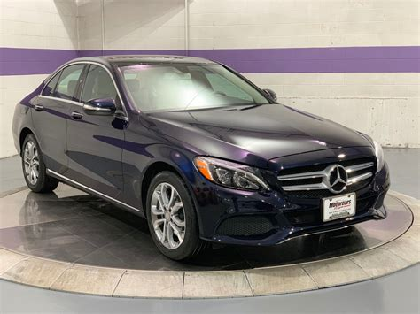 C250, c350 and c63 amg and c300 4matic sedan. 2015 Mercedes-Benz C-Class C 300 4MATIC Stock # 24941 for sale near Alsip, IL   IL Mercedes-Benz ...