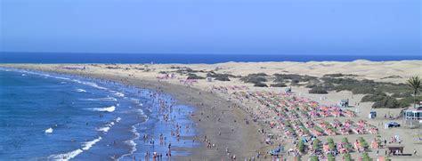 playa del ingles gran canaria kanarische inseln