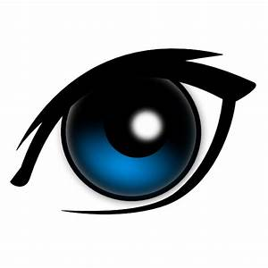 Cartoon Eye Clip Art at Clker.com - vector clip art online ...
