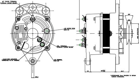 yanmar hitachi alternator wiring diagram wiring solutions