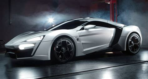 Lykan Hypercar :  Lykan Hypersport Is The Arab