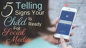5 Telling Signs Your Child Is Ready For Social Media