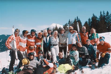 apres ski party  lisa alm flachau