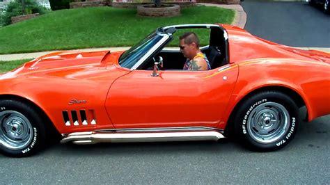 orange corvettexs power  stainlessunder