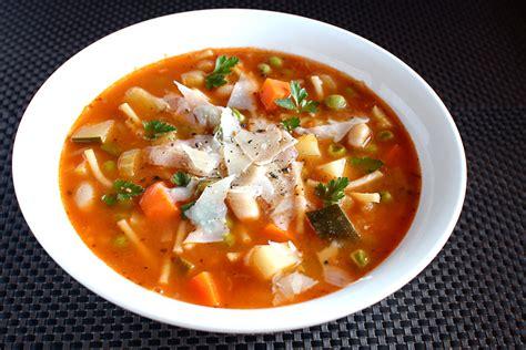 minestrone soup healthy vegan minestrone soup