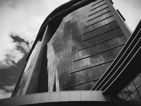 picture city urban building facade reflection