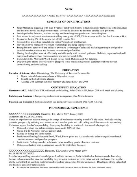 transition resume sles resume prime