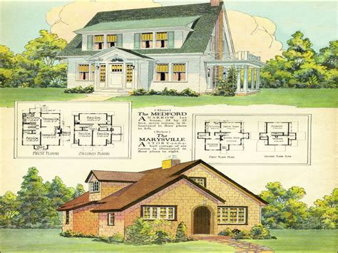 home plan magazines cottage style house plans 1925 cottage living house plans