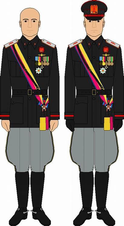 Mussolini Uniform Pnf 1939 Deviantart Sample Ger