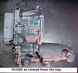 Ax4s Axode Automatic Transmission Rebuild Manual