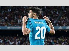 Marco Asensio y su récord conseguido tras marcarle al FC