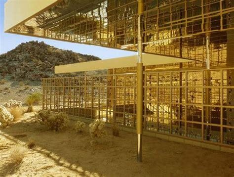 Acido Dorado A Golden House With Golden Interiors