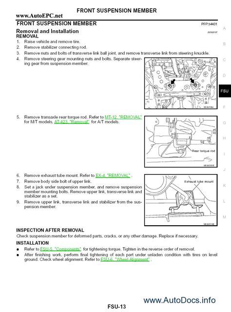 nissan micra k11 series repair manual order