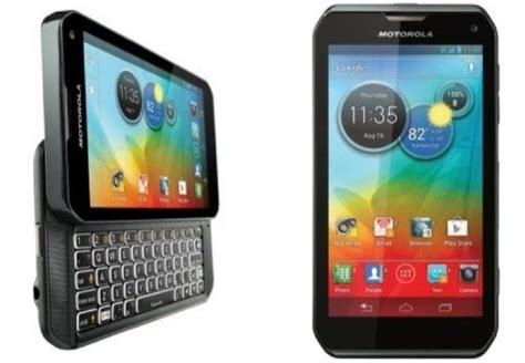 smartphone with slide out keyboard motorola photon q xt897 sprint cdma 4g lte android