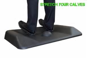 active desk mat non flat anti fatigue mat standing