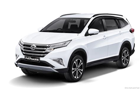 New Cars Suv by Perodua 7 Seater Suv On Its Way This Month For