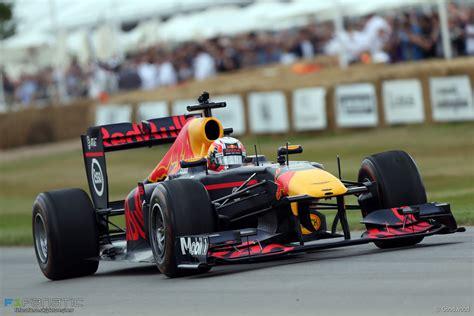 Pierre Gasly Red Bull by Pierre Gasly Red Bull Goodwood Festival Of Speed 2017