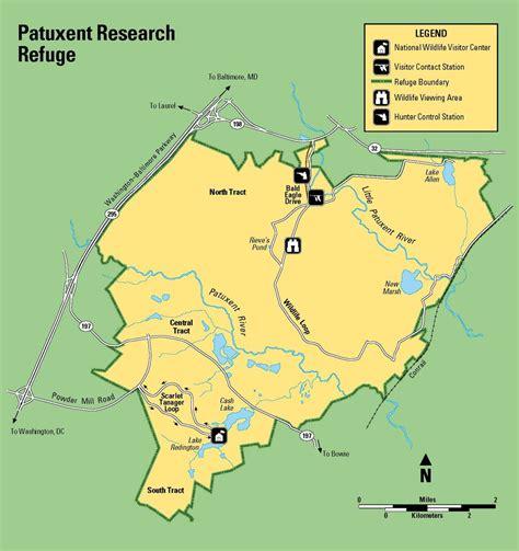 patuxent research refuge find  chesapeake