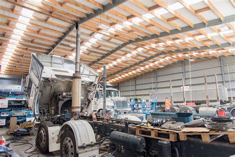 Transport Repairs LTD | XL Structural Steel Case Study