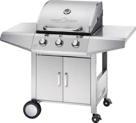 grillwagen gas grill profi cook pc gg1057 edelstahl kaufen
