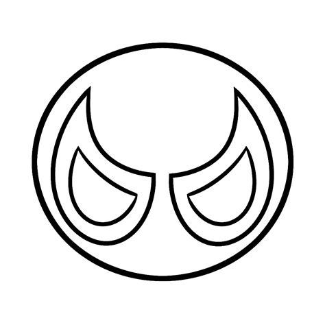 Kleurplaat Emoji Met Hartje by Leuk Voor Smiley Emoji 0025