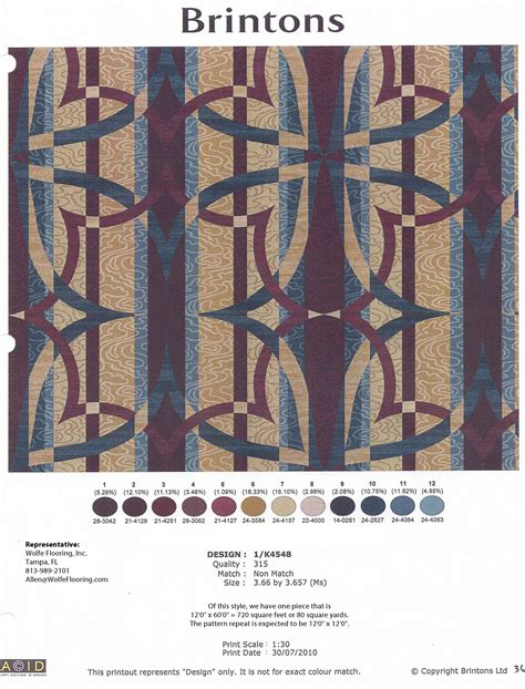 Brinton Carpet Sale by Brintons Woven Carpet B Ballroom Local Pickup Only