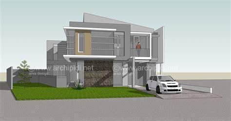 desain rumah full kaca rumah desain minimalis