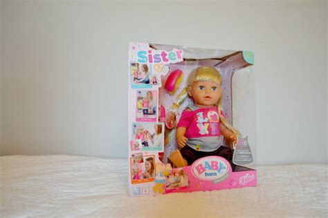 baby born sister doll loves stand she them outfit