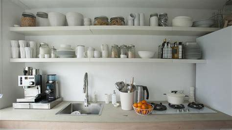 rangement etagere cuisine comment trouver de la place en plus dans une cuisine