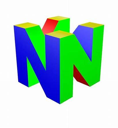 Nintendo 64 N64 Spinning Retro Star Fox