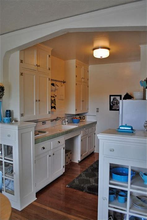 1920s Kitchenkeep Ceiling High Cabinets  Ideas For My
