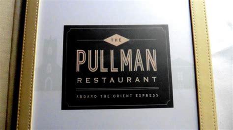 cuisine pullman pullman orient express dining cars photo de pullman restaurant galway tripadvisor