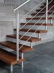 Geländer Für Treppe : treppengel nder glasgel nder st be f r treppen ~ Markanthonyermac.com Haus und Dekorationen